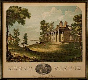 Mount Vernon, 1859