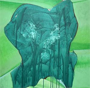 Sesquitex Incognito: (Green Wrap), 1986