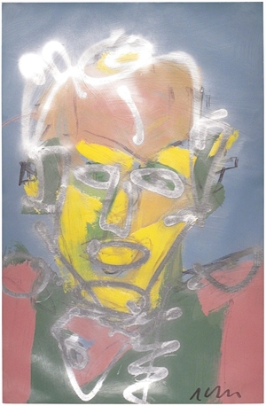 Portrait VI, 1990s