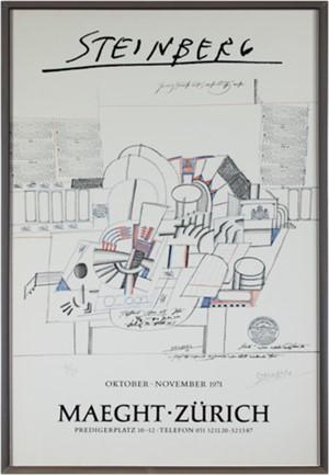 Trompe L'oeil (6/50), 1971