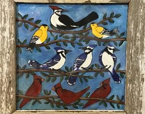 Bird Gathering, 2019