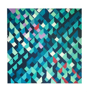 """Tile Carpet"" by Mary Weisenburger"
