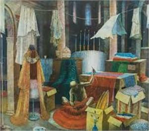 Mending Vestments   (29/60)