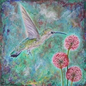 Inspector III-Hummingbird, 2019