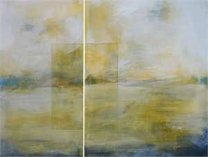 Untitled Diptych, 2017