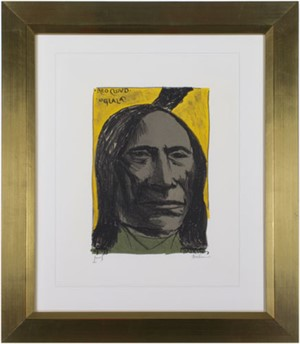 Red Cloud- Oglala, 1993