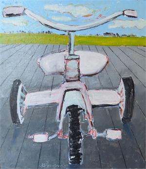 White Trike II