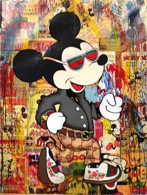 """""""Gucci Mickey"""", 2019"""