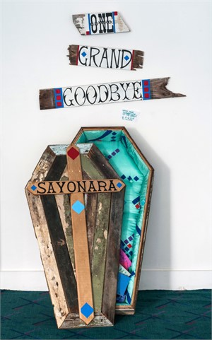 """One Grand Goodbye"" by Christina Miglino"