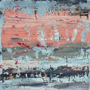 Oceans 43 by Anita Lewis