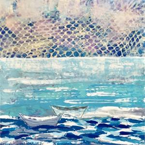 Boat Series: Choppy Water II
