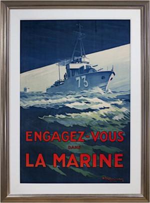 Engagez - Vous Dans La Marine (Battleship), 1930