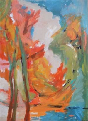 Flame Trees, 2016
