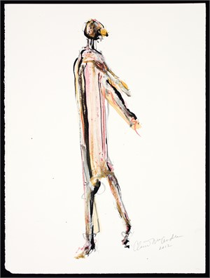 Figure Drawing No. 10, 2012