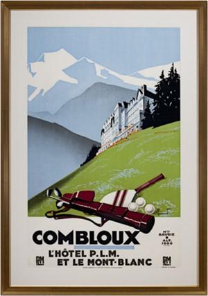 Combloux (Golfing), c. 1920