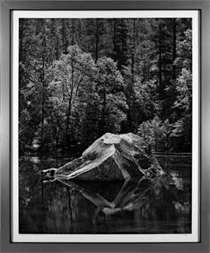Rock, Mirror Lake, CA (Yosemite), 1958