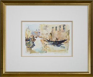 Small Canal, Venice, 2003