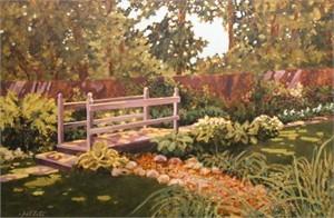 Garden Bridge #900