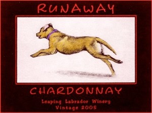 Runaway Chardonnay