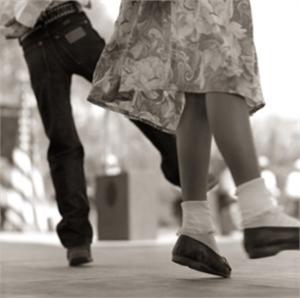 Dancing Feet (1/50), 1993