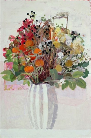 Still Life with Flowers by Sydney Licht