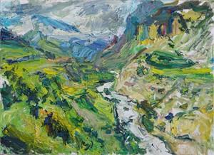 Canyon Landscape