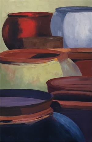 Clay Pot Series III