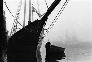 Schooner Thomas E. Lannon, First Morning in Gloucester (31/200), 2019