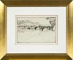 Pont Neuf - Paris, 1914