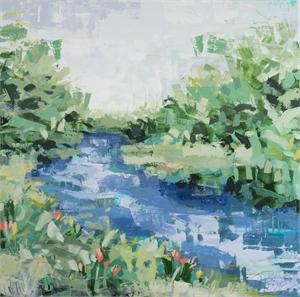 Wildflower Bend by Lucy Reiser