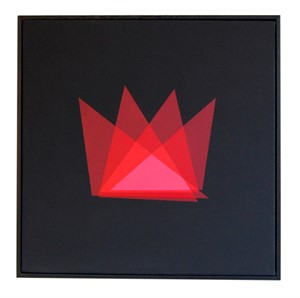 """Ghetto King (Red)"" by Liam Snootle"