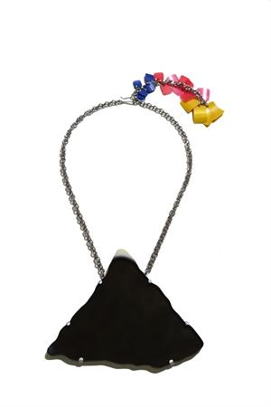 Disco Mountain Necklace, 2018