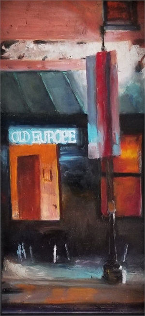Old Europe #2 by Amy O'Calloghan