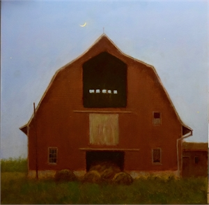Barn Series: Prairie Moon