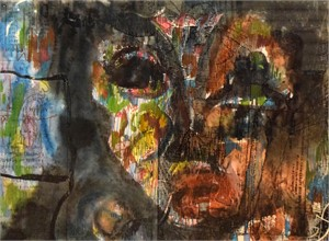 Untitled (Face), 1994