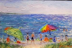 Mexico Beach Colors