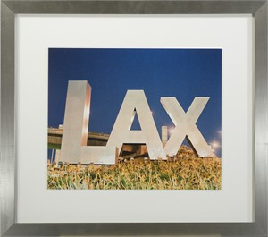 The History of Flight (Upon the LAX Sign) (30/250), 2002