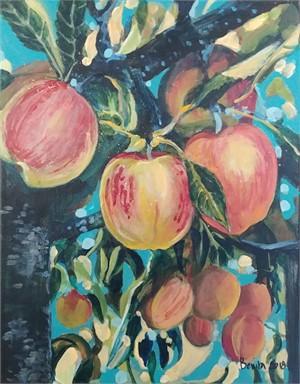 Sunny Apples, 2018