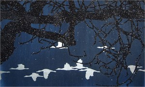 Stillness (detail), 2013