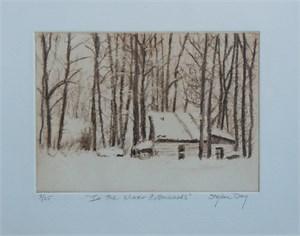 Cabin In Cottonwoods