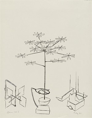 Rotors and Gimbal (2/40), 1965