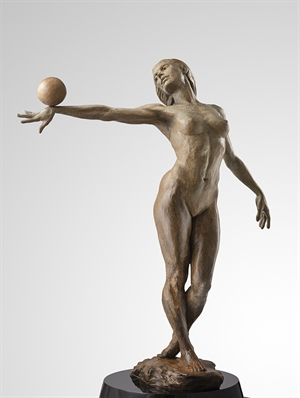 Balance (Maquette), The Sphere  by Paige Bradley