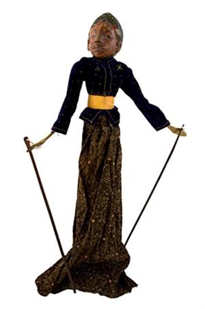 Golek Puppet (male), c.1900