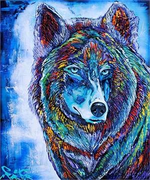 Wolf 185534, 2019