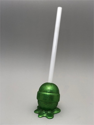 The Sweet Life, small, green Lollipop, 2019