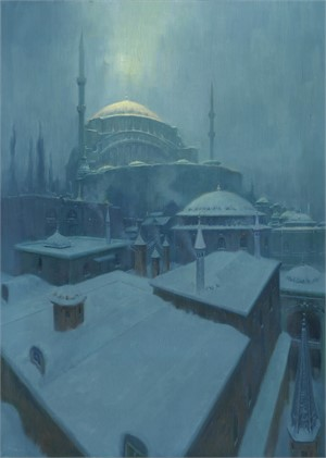 Cold Constantinople