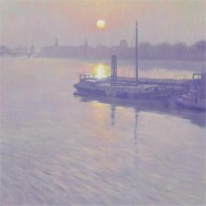 Battersea Sunrise