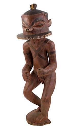 BaPende StatueZaire, c.1940
