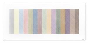Horizontal Composite, Four Colors (127/150), 1970