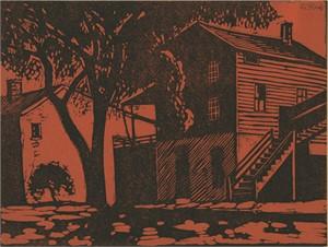 Old Settlers Homestead, Milwaukee, 1936